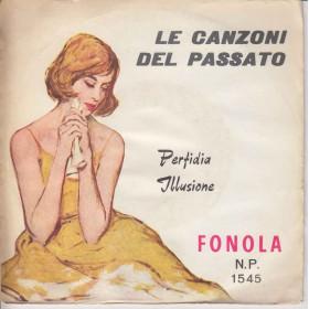 Piero Nigido 45 giri Sulla Carrozzella / Le Rose Rosse Melodie D'Altri Tempi