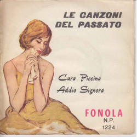 Tony Costante 45 giri Perfidia /Illusione Le Canzoni Del Passato