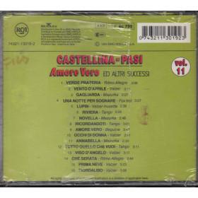 Castellina Pasi - Amore Vero Ed Altri Successi Vol 11 / RCA