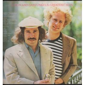 Simon & Garfunkel - Simon And Garfunkel's Greatest Hits / CBS CX 69003
