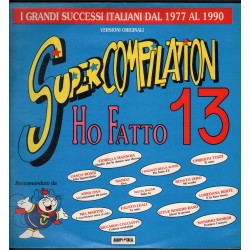 AA.VV. Lp Vinile Supercompilation Ho Fatto 13 / Disco 3 ‎DTLP 2590 Sigillato