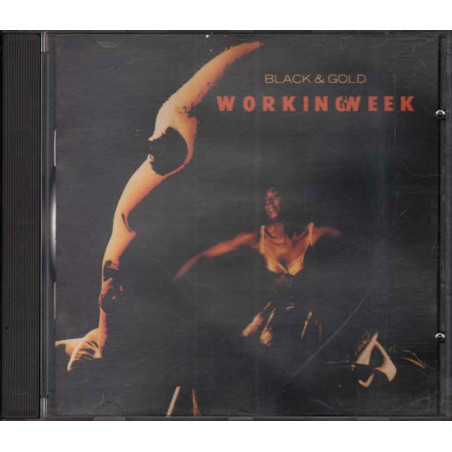 Working Week CD Black & Gold / 10 Records DIXCD 95 Nuovo 5012982009525