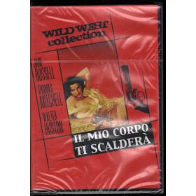 Il Mio Corpo Ti Scaldera' DVD J Russell J Buetel W Huston T Mitchell