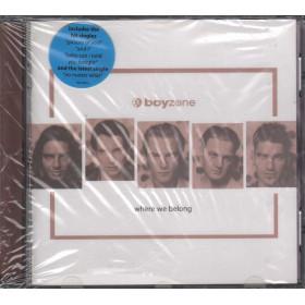 Boyzone - Where We Belong / Polydor 559 200-2 0731455920024