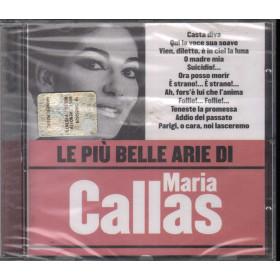 Maria Callas CD Le Piu' Belle Arie / Warner Sigillato 5051011103728