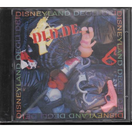 DI.D.DE. CD Disneyland degli Dei / Polosud PS 007 Sigillato