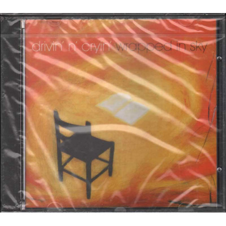 Drivin' N' Cryin' CD Wrapped In Sky - GED 24 826  Nuovo Sigillato 0720642482629