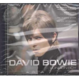 David Bowie CD London Boy Nuovo Sig 0731455170627
