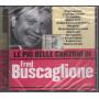 Fred Buscaglione CD Le Piu' Belle Canzoni Di / Warner Sigillato 5051011336829