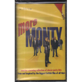 AA.VV MC7 More Monty OST / RCA Victor 09026 633574 Sigillata 0090266335749