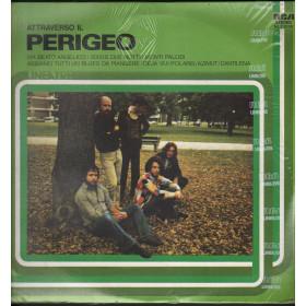 Perigeo Lp Vinile Attraverso Il Perigeo / RCA NL 33039 Linea TRE Sigillato