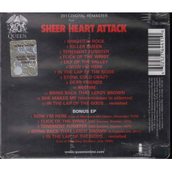 Queen  CD + EP  Sheer Heart Attack / 276 388 8  Nuovo Sigillato 0602527644110