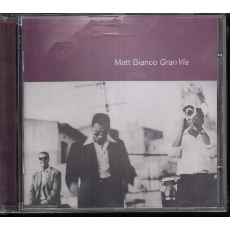 Matt Bianco CD Gran Via - Italia RTI 1088-2 Nuovo Sigillato 8012842108822