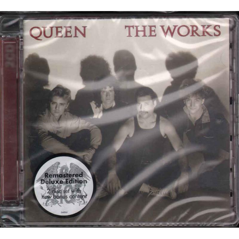 Queen  CD + EP The Game / 277 175 2 Nuovo Sigillato 0602527717661