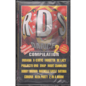 AA.VV MC7 RDS Dance Compilation Vol. 2 / FLYMC 203 Sigillata 8013744110340
