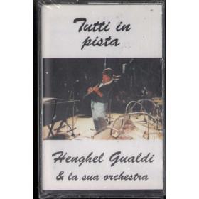 Henghel Gualdi E La Sua Orchestra MC7 Tutti In Pista / EP 70924 Sigillata