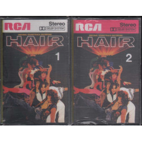 Galt MacDermot 2x MC7 Hair OST / RCA Sigillata 0743212898545