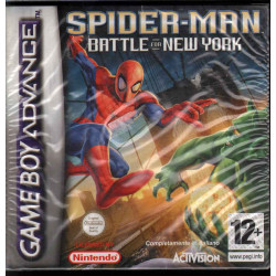 Spider-Man Battle For New York GBA  5030917038259
