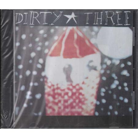 Dirty Three CD Dirty Three (Omonimo Same) Big Cat Sigillato 5033197999029 RARO