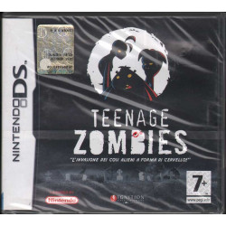 Teenage Zombies Videogioco Nintendo DS NDS 5060050945947