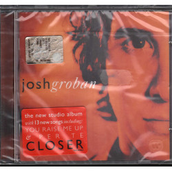 Josh Groban ‎- Closer / Reprise Records 0093624845027