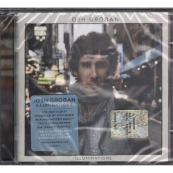 Josh Groban ‎- Illuminations / Reprise Records 0093624964964