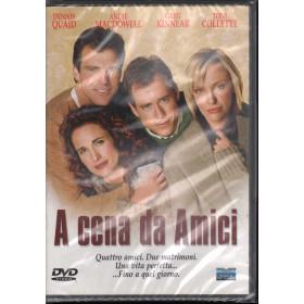 A Cena Da Amici - Andie Mcdowell / Dennis Quaid Eagle 8031179908301