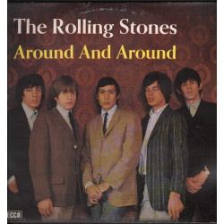 The Rolling Stones Lp 33giri Around And Around Nuovo 621392