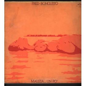 Fred Bongusto Lp Vinile Malizia Un Po / Rifi RDZ-ST 14229 Gatefold Nuovo