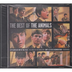 The Animals CD The Best Of The Animals / EMI Sigillato 0724352708420