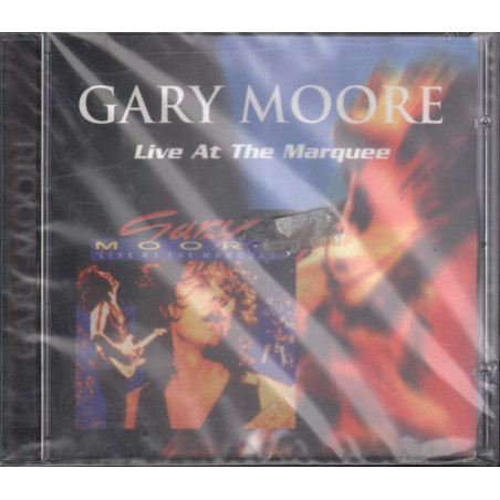 Gary Moore - Live At The Marquee / Castle Music ‎CMRCD033 - UK