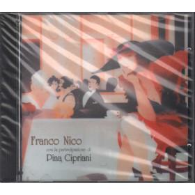 Franco Nico CD Franco Nico Con La Partecipazione di Pina Cipriani Sigillato