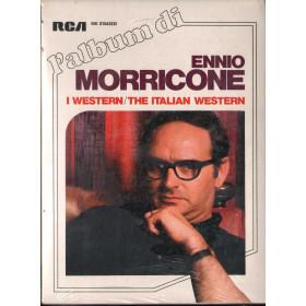 Ennio Morricone 3x MC7 I Western / The Italian Western RCA MK 31543 Sigillata