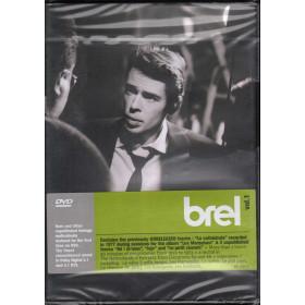 Jacques Brel DVD Comme Quand On Etait Beau Vol. 1 - Brel 01 / Barclay Sigillato