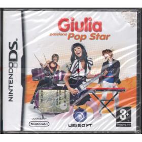Giulia Passione Pop Star Nintendo DS NDS Sigillato 3307211311251