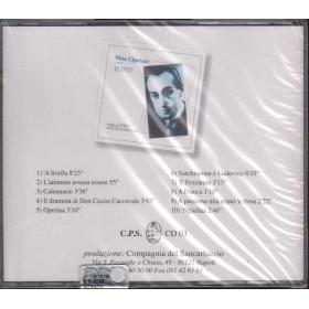 Pina Cipriani CD Pina Cipriani Canta Totò Nuovo Sigillato