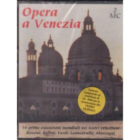 AA.VV 2x MC7 Opera A Venezia / RCA Victor Sigillata 0743213606743