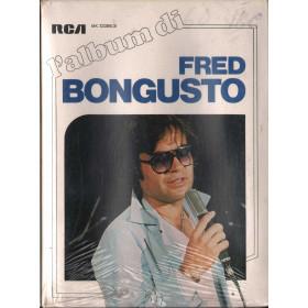 Fred Bongusto 3x MC7 L'Album Di Fred Bongusto / RCA – MK 33385 Sigillata