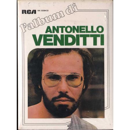Antonello Venditti 3x MC7 L'Album Di Antonello Venditti RCA MK 33384 Sigillata