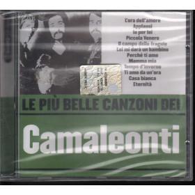 Camaleonti CD Le Piu' Belle Canzoni Dei / Warner Sigillato 5051011101328