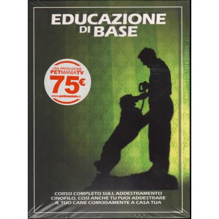 Educazione Di Base Corso Completo Addestramento Cinofilo - Cane DVD Sigillato