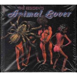 The Residents CD Animal Lover / EMI Mute Sigillato 0724356064607