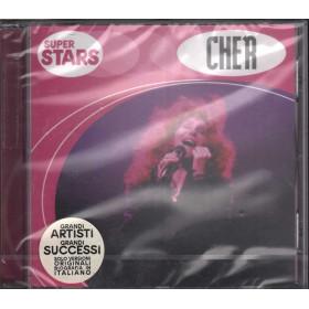 Cher CD Super Stars / Universal Sigillato 0606949052829