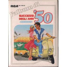 AA.VV 3x MC7 L'Album di Successi Degli Anni '50 / RCA - NK 71509 Sigillata