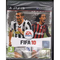 FIFA 10 Videogioco Playstation 3 PS3 Sigillato 5030947077983