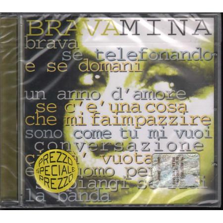Mina CD Brava Mina / Warner Fonit Sigillato 0706301814420
