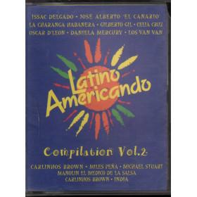 AA.VV 2x MC7 Latino Americando Vol. 2 / BMG Ricordi Sigillata 0743215899143