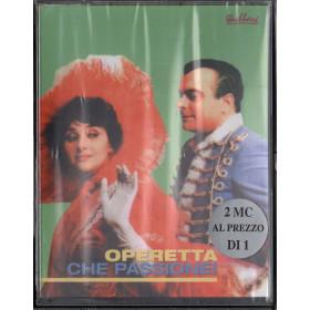 AA.VV 2x MC7 Operetta Che Passione / BMG Sigillata 0743217513849