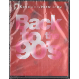 AA.VV 2x MC7 Back to The 90's - La Musica di Kata Web / RCA Sigillata