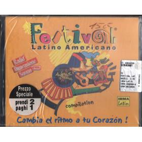 AA.VV 2x MC7 Festival Latino Americano / Irma Latin – IRMA 498809-4 Sigillata